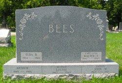 Louise <i>Hacker</i> Bees
