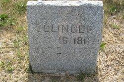 Lutie E. <i>Stephens</i> Bolinger