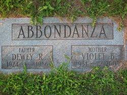 Violet B Abbondanza