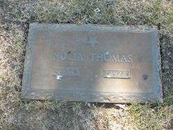 Nolia Thomas