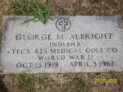 George M. Albright, Jr