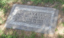 William Earl Lyall