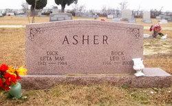 Leo G. Buck Asher