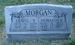 Howard Blood Morgan