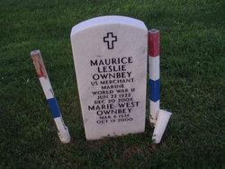 Maurice Leslie Ownbey