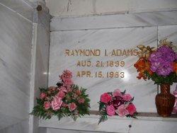 Raymond I. Adams