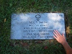 Neil Thomas Smith