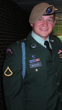 Corp Ryan Casey McGhee