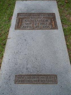 Annie Mae <i>Brown</i> Taylor