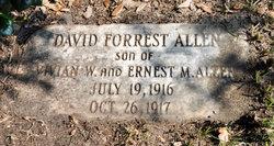 David Forrest Allen