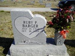 Ruby Pearl <i>Moose</i> Barger