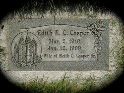 Edith Emily <i>Crouch</i> Casper