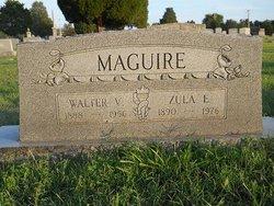 Walter V Maguire
