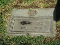 Louise Lulu <i>Dickinson</i> Bell