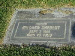 Mildred <i>Myer</i> Sheblut