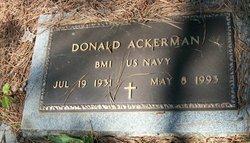 Donald Ackerman