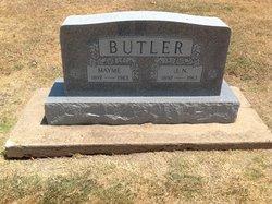 Mayme Elizabeth <i>Allen</i> Butler