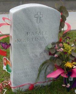 Sgt Rafael Martinez, Jr