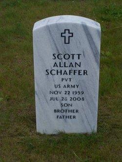 Scott Allan Schaffer