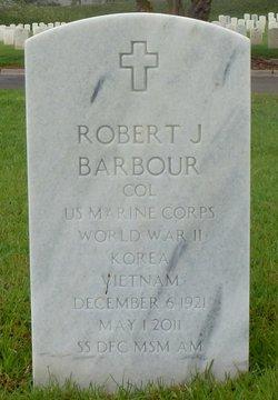 Robert John Barbour