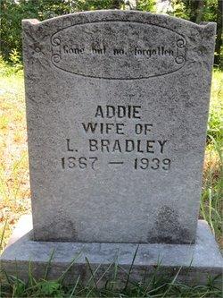 Addie Louise <i>Darby</i> Bradley