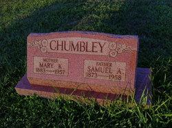 Mary K. <i>McCormick</i> Chumbley