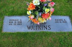 Donald G Watkins