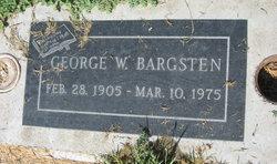 George Wilbur Bargsten