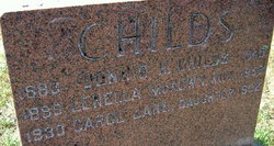 Carol Jane Childs
