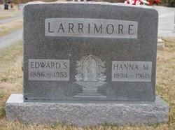 Hannah M. <i>Rambo</i> Larrimore