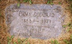 Emma <i>Grebby</i> Goddard
