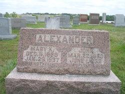 Mary Katherine <i>Smith</i> Alexander