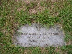 Robert Morris Alexander