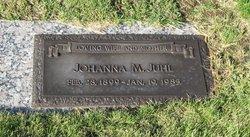 Johanna Mamie <i>Johnsen</i> Juhl