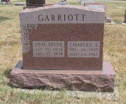 Opal Irene <i>McCauley</i> Garriott