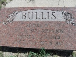 Albert W Bullis