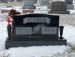 Charles A Chuck Schrom, Sr