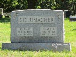 Clara Julia <i>Emig</i> Schumacher