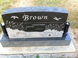 F. Jean <i>Scott</i> Brown