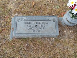 Louie B Therrell