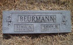 Emma Marie <i>Steinbring</i> Beurmann