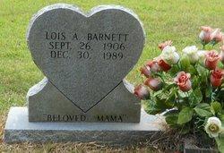 Lois <i>Alexander</i> Barnett