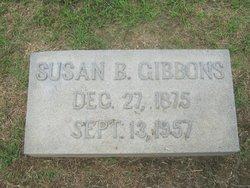 Susan <i>Borders</i> Gibbons