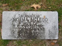 Norma Shaw <i>McLeod</i> Stephens
