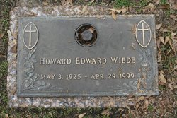 Howard Edward Adolph Wiede