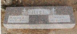 Anna Belle <i>Evans</i> Hill