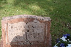 Howard Kenneth Burdett