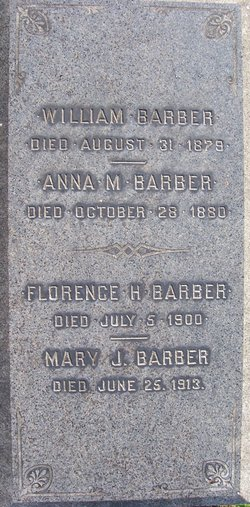 Anna Maria Barber