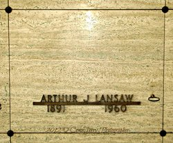 Arthur Jacob Lansaw