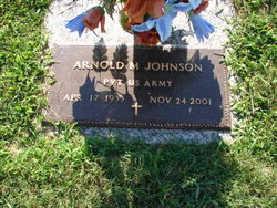 Arnold McKinley Johnson
